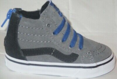 2f4e16c3e5 Boy s Vans Sk8-Hi Zip (Mte) Tornado true Blue Vn0A32R3L Toddler s Shoes