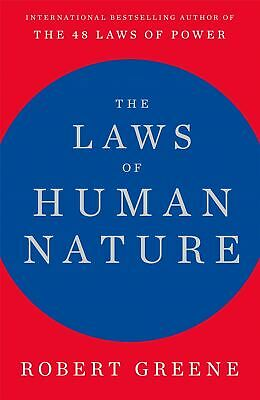 The Laws of Human Nature by Robert Greene - Hardback Book
