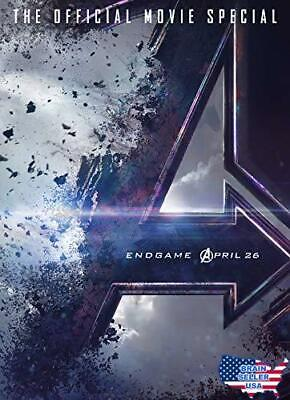 Avengers: Endgame - The Official Movie Special (Avengers 4), New, Free Ship