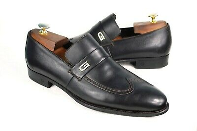 7e8fb92ed GUCCI LOAFER MADE in Italy UK9/US10/ 43 E penny art.138217 men shoes ...