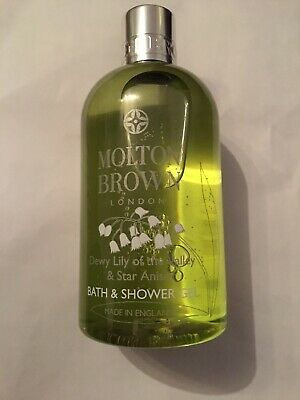 Molton Brown Dewy Lily Of The Valley & Star Anise 300ml Bath And Shower Gel