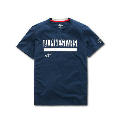 Alpinestars Stated Ride Dry Tee - Navy