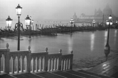 Grand Canal - Venice Laminated Poster (36 x 24)