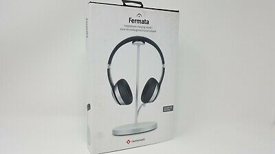 New Inbox twelve south Fermata Headphone Charging Stand - Silver