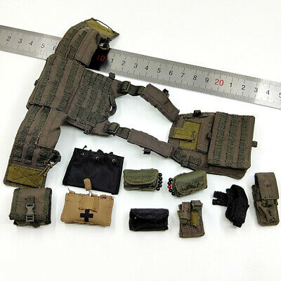 f3bbcf53aa7b MMS9003 1/6 Scale US Navy Seal Underway Boarding Unit Soldier Tactical Vest