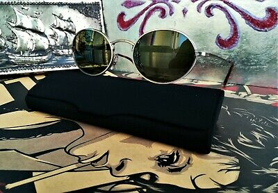 6143c15cf492 Oliver Peoples The Row Empire Suite OV1207S Brushed Gold w  G15 Green  Sunglasses