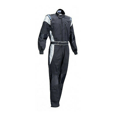 Neu Sparco Mechanikeroverall X-LIGHT M schwarz (M)