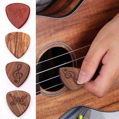 1 Guitar Picks Acoustic Electric Bass Pic Plectrum Mediator Musical Instrument