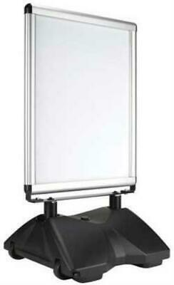"""Rolling Base Frame for 24x36"""" posters"""