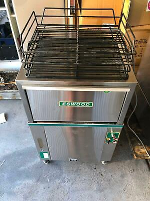 Eswood Glass Washer Bar Cafe Catering Kitchen Cleaning Equipment