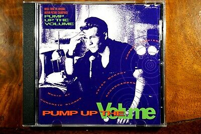 Pump Up The Volume - Music From The Original Motion Picture Soundtrack  - CD, VG
