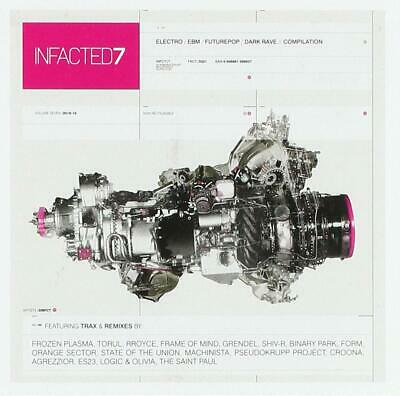 Infacted Compilation Vol.7   Cd Neu