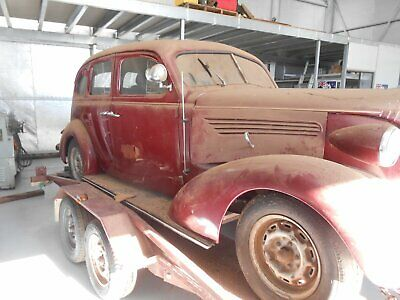 37 Chevrolet hot rod project