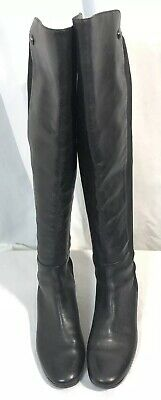 134b556c9cb VINCE CAMUTO 'KARITA' Over the Knee Boot Size 8 Black Neoprene ...