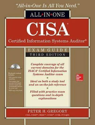 CISA Certified Information Systems Auditor All-in-One Exam Guide, Third Edition,