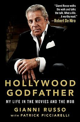 Hollywood Godfather: My Life in the Movies and the Mob Hardcover-New-Freeship