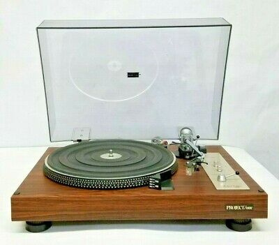 PROJECT ONE Turntable MODEL ? Direct Drive MANUAL TURNTABLE Free Shipping