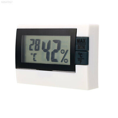 3817 Digital LCD Indoor Room Thermometer Hygrometer Max Min Temperature Humidity
