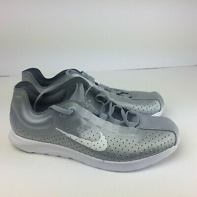 separation shoes 0f724 1f4eb Nike Mayfly Lite BR Wolf Grey White-Stealth 898027-001 Men s