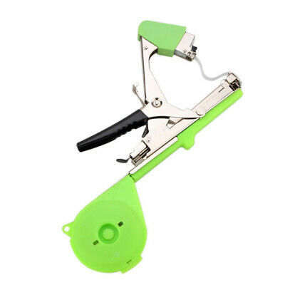 1x Machine Garden Tools Tapetool Tapener Packing Vegetable Stem Strapping Cutter