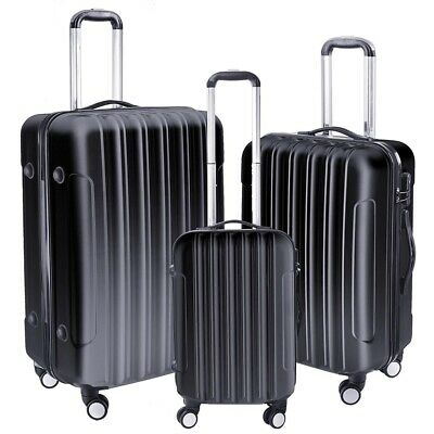 Light Collapsible Luggage Cart Aluminum Folding Shopping Trolley Hand Truck AU