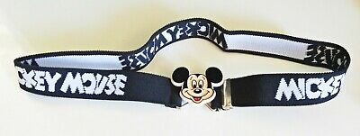 Avon Collectable 1995 Disney Mickey Mouse Elastic Belt up to 80cm, New (9028)