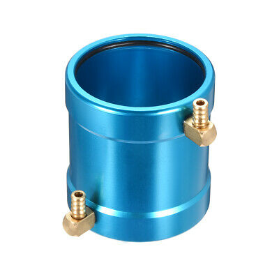 RC Model Motor Water Cooling Jacket Parts 40mm Blue for for 36-Series RC Motor