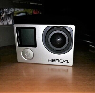 GoPro HERO4 Black Edition Action Camera