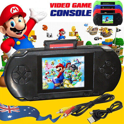 Handheld Portable PVP 3000 Games Console Retro Megadrive DS Video Game Xmas Gift