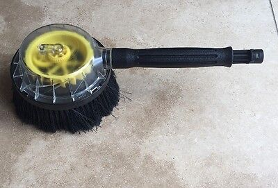Brand New 100% Genuine Karcher Rotary Wash  Brush For Pressure Washer