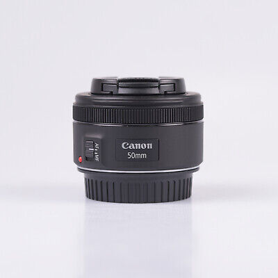 Canon EF 50mm f/1.8 STM Objectif