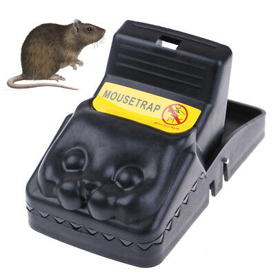 Easy sure set rat traps reusable pest control stop rodents bait mice mouse  JP