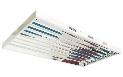 Culture Hydroponique 4 x 24 W propagation Grow Light T5 Tube CFL basse énergie Lightwave