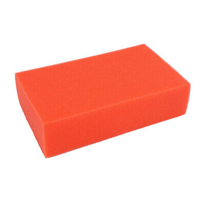 Car Wash Sponge Cleaning Cloth Washing Absorbent Foam Cleaner Tool Red