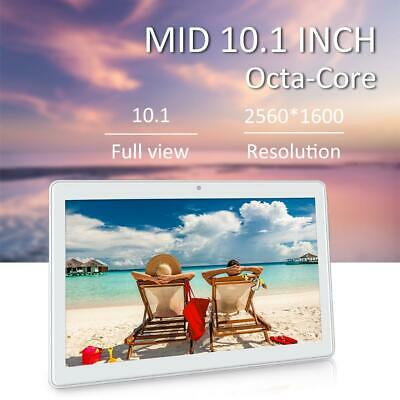 10.1 inch Phone Wifi Phablet 4GB+64GB Octa-Core Android 7.0 WIFI GPS Tablet PC