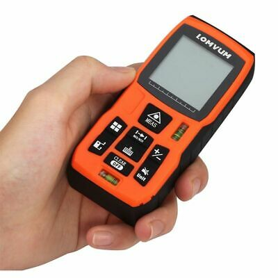 Laser Distance Meter Rangefinder Digital Ruler Measure Instrument Range Finder