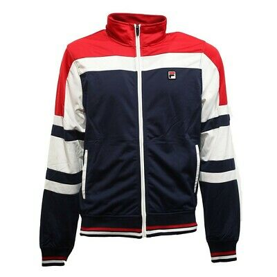 Felpa uomo Full Zip Triacetato Fila