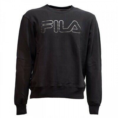 Felpa Uomo Crew Neck Fleece Fila