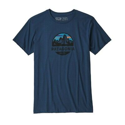 T-Shirt Uomo Fitz Roy Scope Patagonia