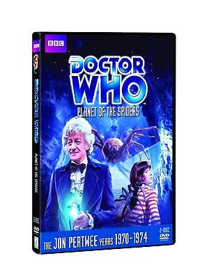 Doctor Who: Planet of the Spiders (Story 74) DVD - Jon Pertwee - R1