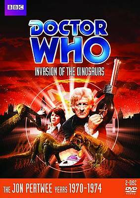 Doctor Who: Invasion of the Dinosaurs (Story 71) DVD Jon Pertwee - R1