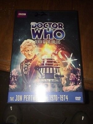 Doctor Who: Death to the Daleks (Story 72) DVD - Jon Pertwee - R1