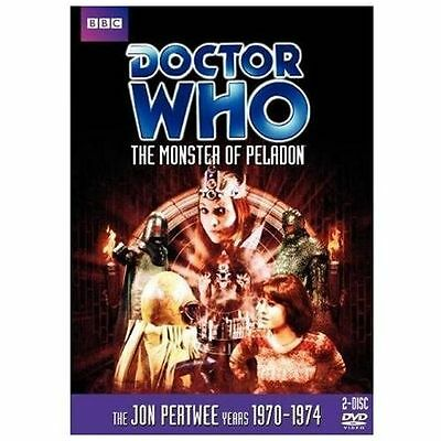 Doctor Who: The Monster of Peladon (Story 73) DVD Jon Pertwee - R1