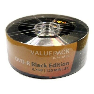 25 x Aone Dual Layer DVD+R Discs Branded Logo 8.5GB 8X Speed UME Dye 25 Pack