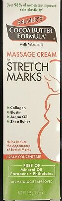 Stretch Mark massage cream with vitamin E for Scars, Stretch marks, Ageing 125g