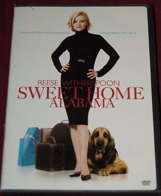 DVD - Reese Witherspoon  - SWEET HOME ALABAMA