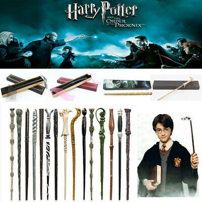 Harry Potter Magic Wand Series Hogwarts Magical Character Cosplay Wizard Toy Box
