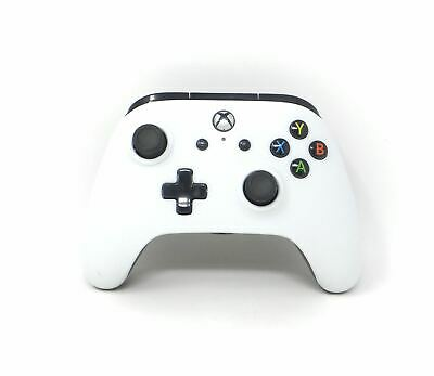 PowerA Wired Controller for Microsoft Xbox One and Windows 10 1506928 White