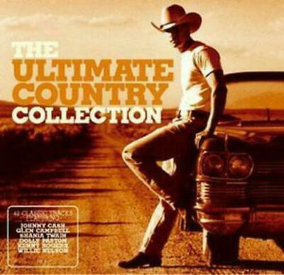 Ultimate Country Collection, Various Artists, NEW CONDITION DOUBLE CD  CDB6