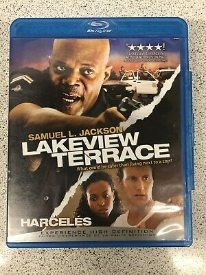 Lakeview Terrace (Blu-ray Disc, 2009, Canadian)